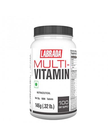 Labrada Multi-Vitamin - 100 Tabs