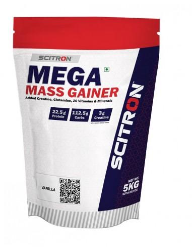 Scitron Mega Mass Gainer 5kg