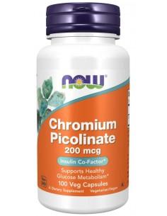 NOW Chromium Picolinate...