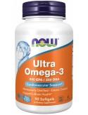 Now Ultra Omega-3, 90 Softgels