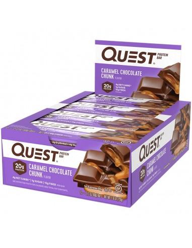 Quest Nutrition : Quest Bar Caramel...