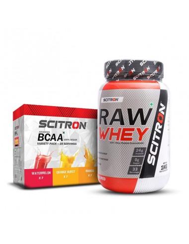 Scitron Raw Whey , 2.2 lbs...