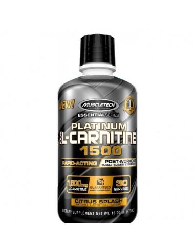 MuscleTech Platinum 100% L-Carnitine...