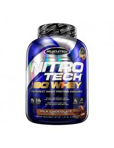 MuscleTech NITRO-TECH 100% Iso Whey 5lbs