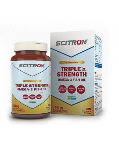 Scitron Triple Strength Omega-3 Fish...