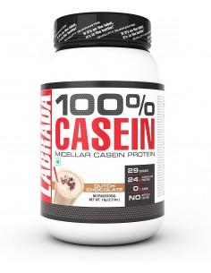 Labrada 100% CASEIN Micellar Casein Protein- 2.2 lbs (1kg) (Dutch Chocolate)