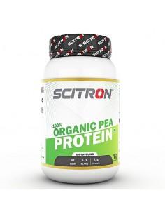 Scitron 100% ORGANIC PEA PROTEIN - 900g (Unflavoured)