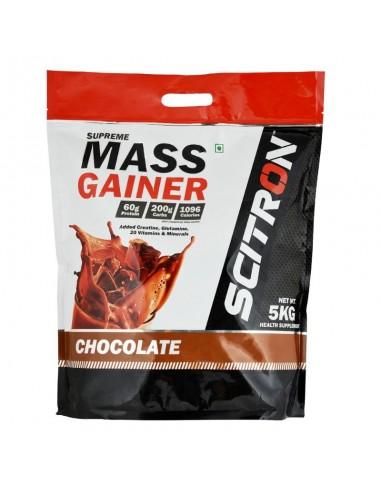 Scitron Supreme Mass Gainer 5kg